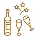 drink a toast icon